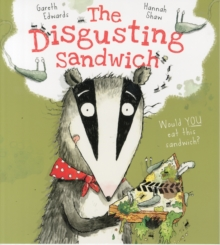 The Disgusting Sandwich, Paperback Book