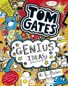 Genius Ideas (mostly), Paperback / softback Book