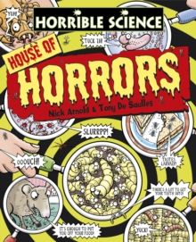 House of Horrors, Paperback Book