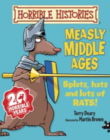 Measly Middle Ages, Paperback Book