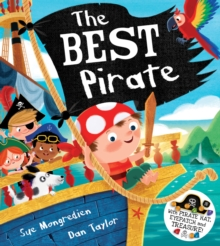 The Best Pirate, Paperback Book