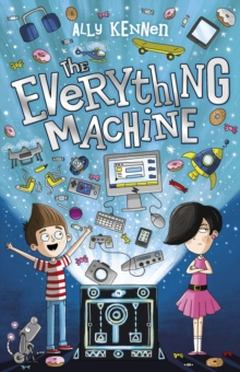The Everything Machine, Paperback / softback Book