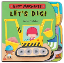 Let's Dig!, Board book Book