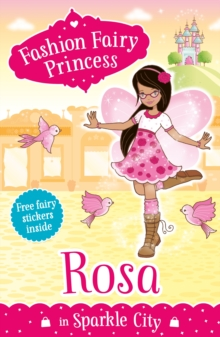 Rosa in Sparkle City, Paperback Book