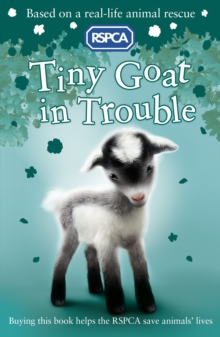 Tiny Goat in Trouble, Paperback Book