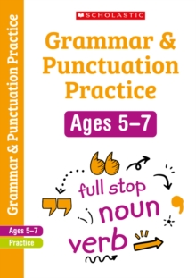 Grammar and Punctuation Years 1-2 Workbook, Paperback Book