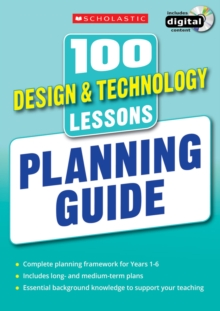 100 Design & Technology Lessons: Planning Guide, Mixed media product Book