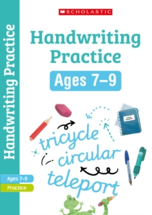 Handwriting Years 3-4 Workbook, Paperback Book
