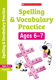 Spelling and Vocabulary Workbook (Year 2), Paperback Book