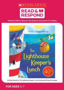 The Lighthouse Keeper's Lunch, Paperback / softback Book
