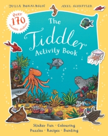 The Tiddler Activity Book, Paperback Book
