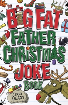 The Big Fat Father Christmas Joke Book, Paperback Book