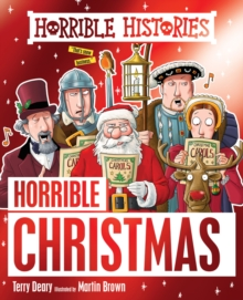 Horrible Histories: Horrible Christmas, Paperback Book