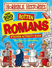 Rotten Romans, Paperback / softback Book