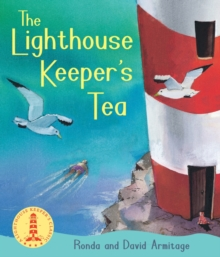 The Lighthouse Keeper's Tea, Paperback Book