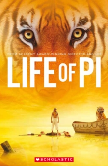 The Life of Pi, Mixed media product Book