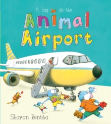 A Day At The Animal Airport, Paperback Book