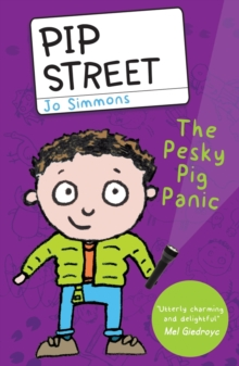 The Pesky Pig Panic, Paperback Book