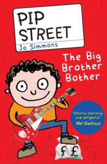 The Big Brother Bother, Paperback Book