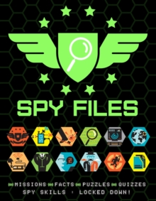 Spy Files: Spy Skills - Locked Down, Hardback Book