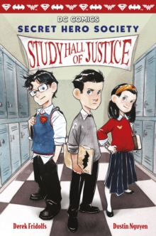 Study Hall of Justice, Hardback Book