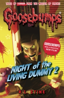 Night of the Living Dummy 2, Paperback Book