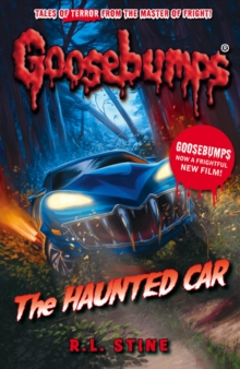 The Haunted Car, Paperback Book