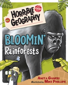 Bloomin' Rainforests, Paperback Book