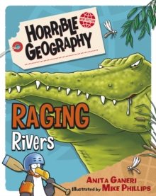 Raging Rivers, Paperback Book