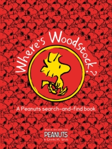 Peanuts: Where's Woodstock?, Paperback Book