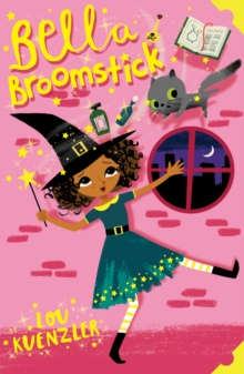 Bella Broomstick, Paperback Book