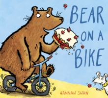 Bear on a Bike, Paperback Book