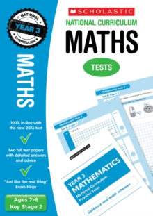 Maths Test - Year 3, Paperback Book