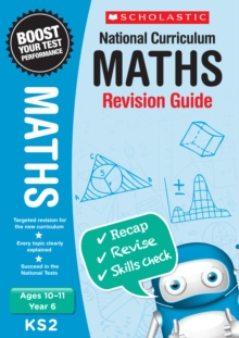 Maths Revision Guide - Year 6, Paperback Book