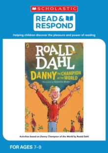 Danny the Champion of the World, Mixed media product Book