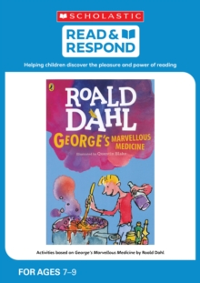 George's Marvellous Medicine, Mixed media product Book