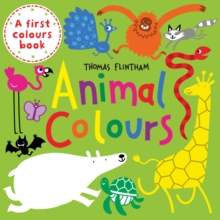 Animal Colours (BB), Hardback Book