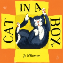 Cat in a Box, Hardback Book