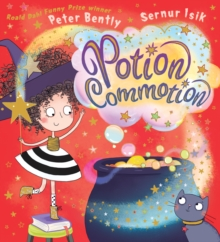Potion Commotion, Paperback Book