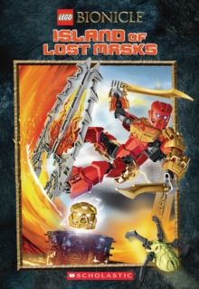 LEGO Bionicle: Island of Lost Masks, Paperback Book