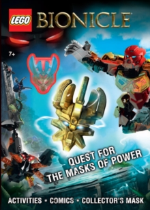 LEGO BIONICLE: Quest for the Masks of Power, Mixed media product Book