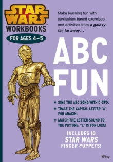 Star Wars Workbooks: ABC Fun   Ages 4-5, Paperback Book