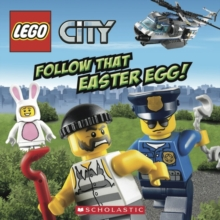 LEGO CITY: Follow That Easter Egg!, Paperback Book