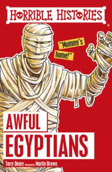 Awful Egyptians, Paperback / softback Book