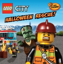 LEGO City: Halloween Rescue!, Paperback Book