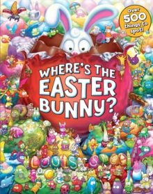Where's the Easter Bunny?, Paperback Book