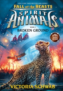 Fall of the Beasts: Broken Ground, Hardback Book