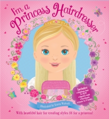 I'm a Princess Hairdresser, Paperback Book