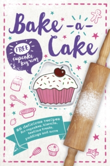 Bake-a-Cake!, Mixed media product Book