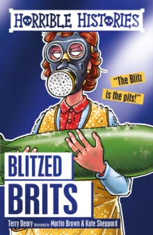 The Blitzed Brits, Paperback / softback Book